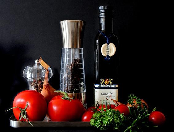 Zutaten Tomatensuppe